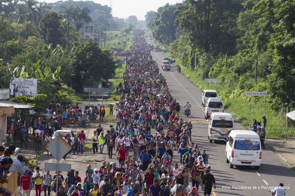 La ONU llama a proteger los derechos humanos de los migrantes  centroamericanos | Panorama