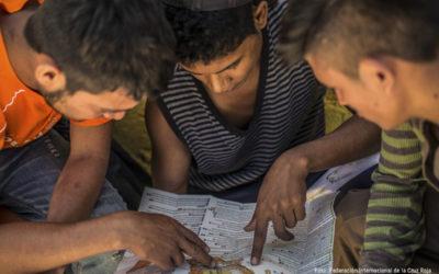 """La ONU denuncia """"condiciones deplorables"""" en los centros de detención para migrantes en Guatemala"""