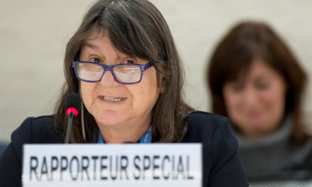Relatora de la ONU pide eliminar las sanciones económicas contra Venezuela