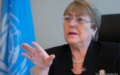 Nicaragua, Venezuela y Guatemala, las prioridades de Bachelet en América Latina