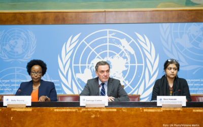 """""""Israel sabía las consecuencias de disparar y lo hizo no una, ni dos, sino más de 6000 veces"""": experta de la ONU"""