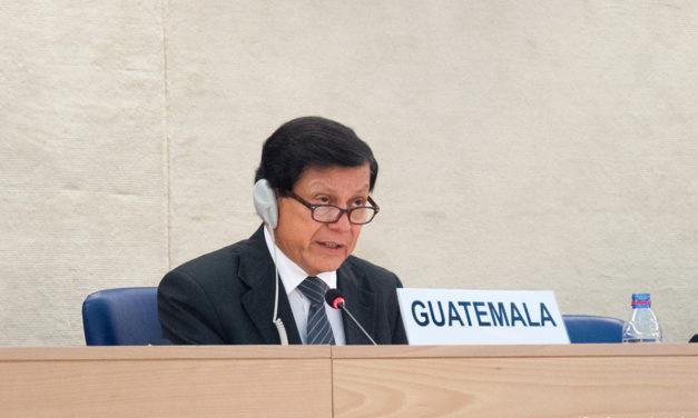 """A pesar de la evidencia, Guatemala dice en la ONU que """"la CICIG ya no existe"""""""
