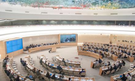 Estados de la ONU piden a Nicaragua liberar a los detenidos durante las protestas
