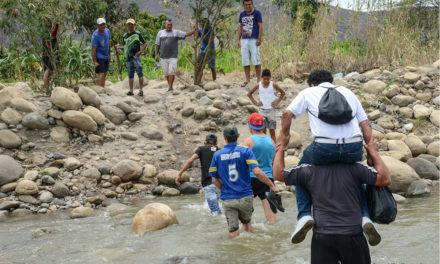 ACNUR pide otorgar estatus de refugiados a los venezolanos que salieron del país