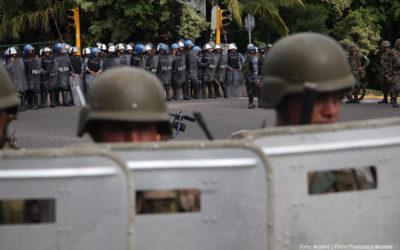 ONU investiga la muerte de cuatro personas durante las protestas en Honduras