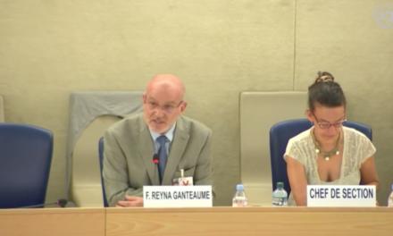 Piden a la ONU crear una comisión internacional de investigación sobre Venezuela