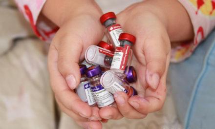 Agencias de la ONU anuncian que los casos de sarampión en el mundo se duplicaron en 2018