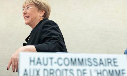 Las catorce recomendaciones de Bachelet para superar la crisis en Nicaragua