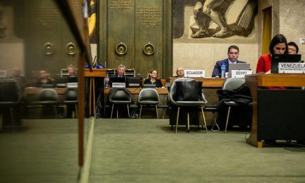 Nuevo encontronazo del Grupo de Lima y Venezuela en un foro internacional