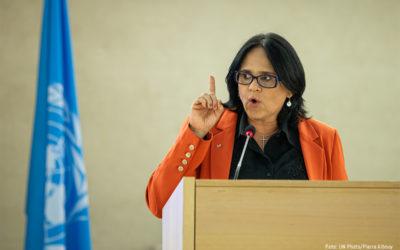 Las omisiones del discurso de Brasil en el Consejo de Derechos Humanos