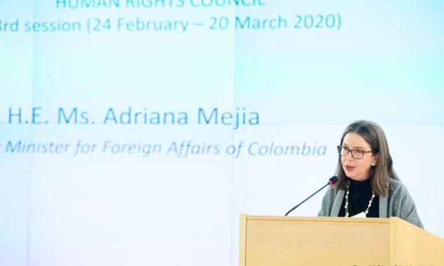 Las imprecisiones de las quejas de Colombia al reporte de Michelle Bachelet