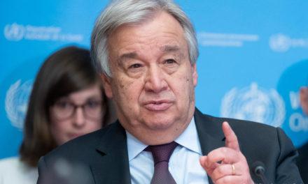 """Coronavirus: el secretario general de la ONU advierte que """"lo peor está por venir"""""""