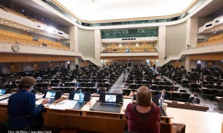 Empezó en Ginebra la última sesión anual del Consejo de Derechos Humanos
