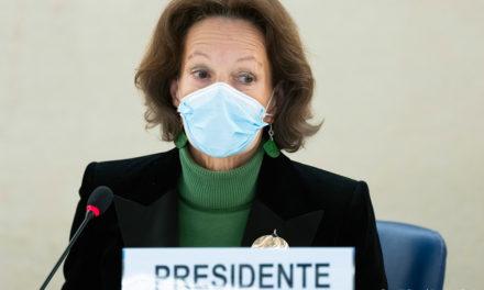 El Consejo de Derechos Humanos de la ONU concluyó su 45. ª sesión en Ginebra