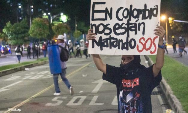 Colombia admite en la ONU que la mayoría de las protestas han sido pacíficas